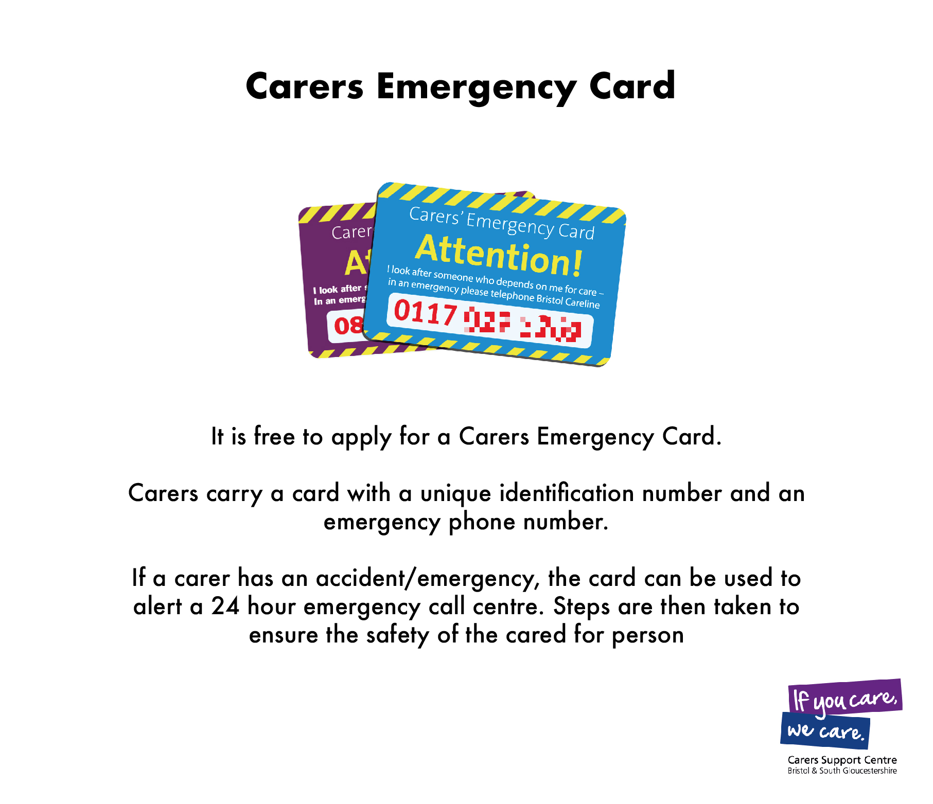 Carers Support Centre helps local carers through COVID-19