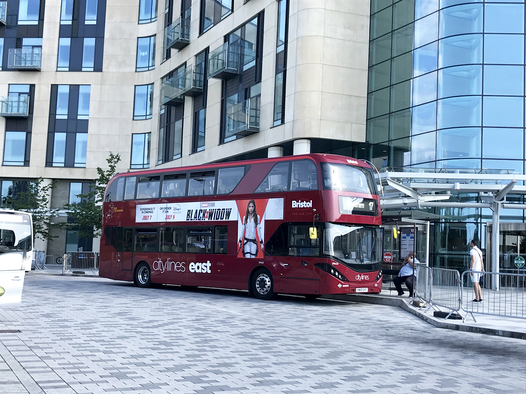 Threat to hospital bus link lifted