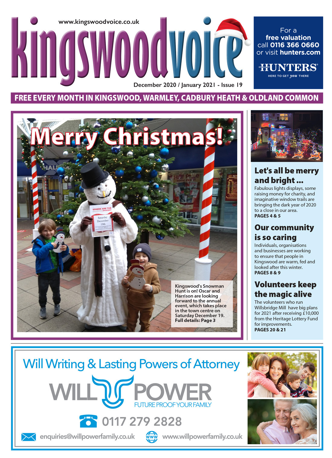 Kingswood Voice December 2020 / January 2021