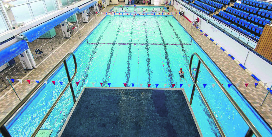 Both pools at Kingswood Active Lifestyle Centre are reopening this  month after  a make-over