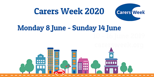 Carers Week 8 - 14 June is an annual campaign to raise awareness of caring and highlight the challenges carers face.