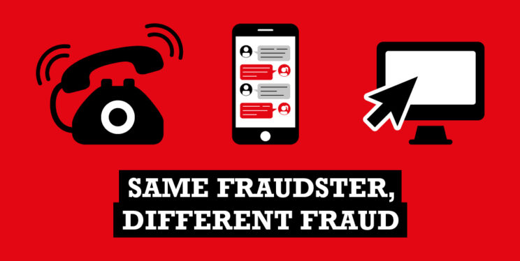 Fraud is the most commonly experienced crime in the UK costing us billions of pounds every year.
