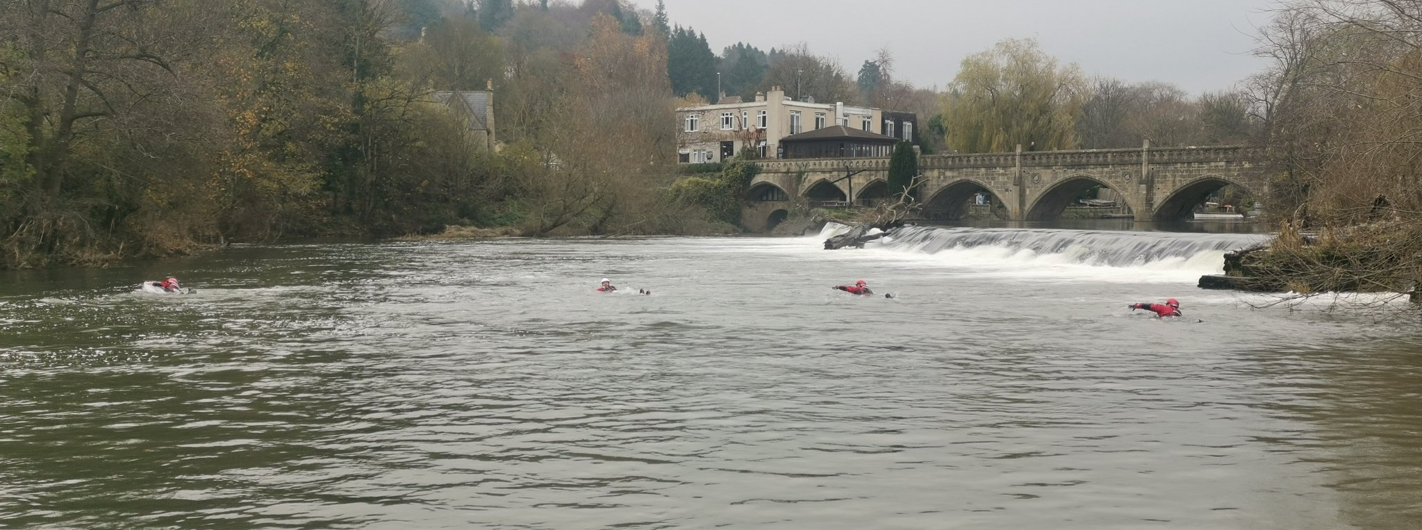 Avon Fire & Rescue Service (AF&RS) is warning of the dangers of swimming in lakes and rivers