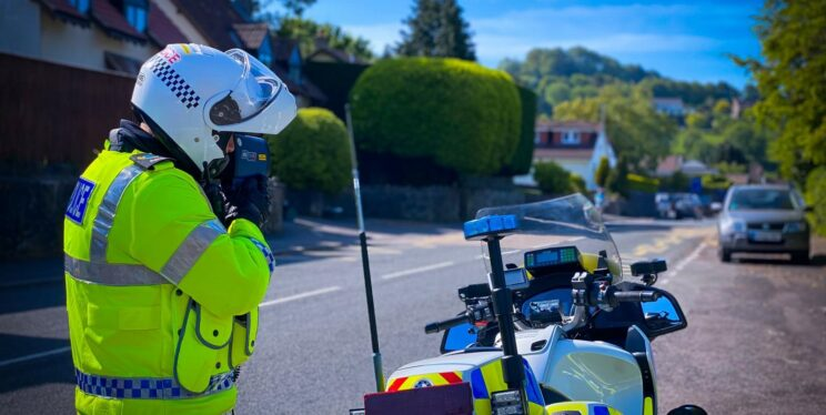 This week saw the launch of the National Police Chiefs' Council (NPCC) speed enforcement operation.