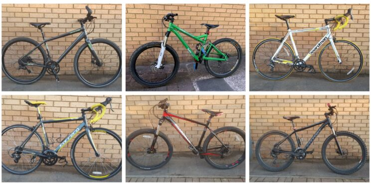 Do you own any of the six bikes?