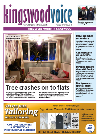 Kingswood Voice March 2020