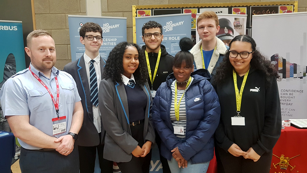 Careers fairs set students on right path