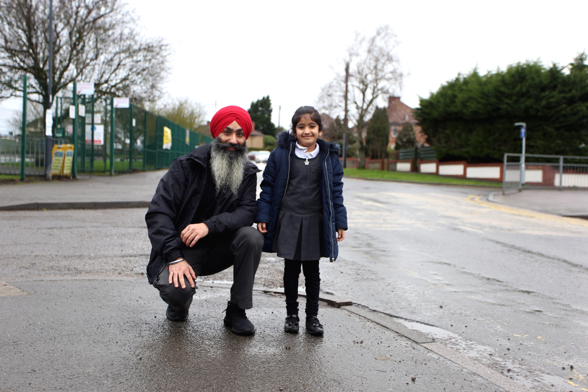 At last! Schools to get a crossing