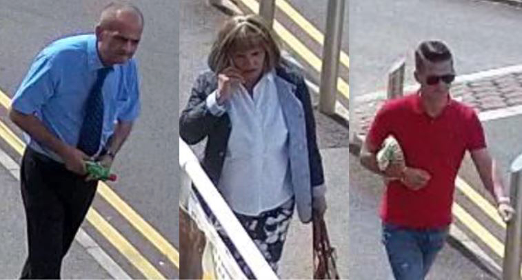 Police appeal after theft and use of bank card