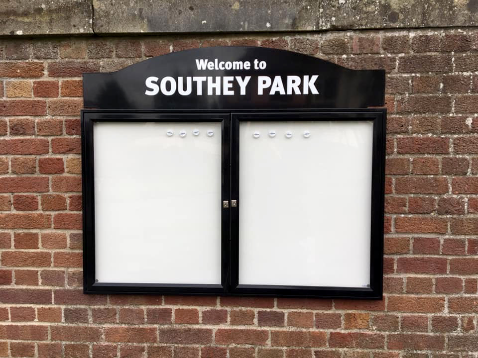 Notice the difference at Southey Park