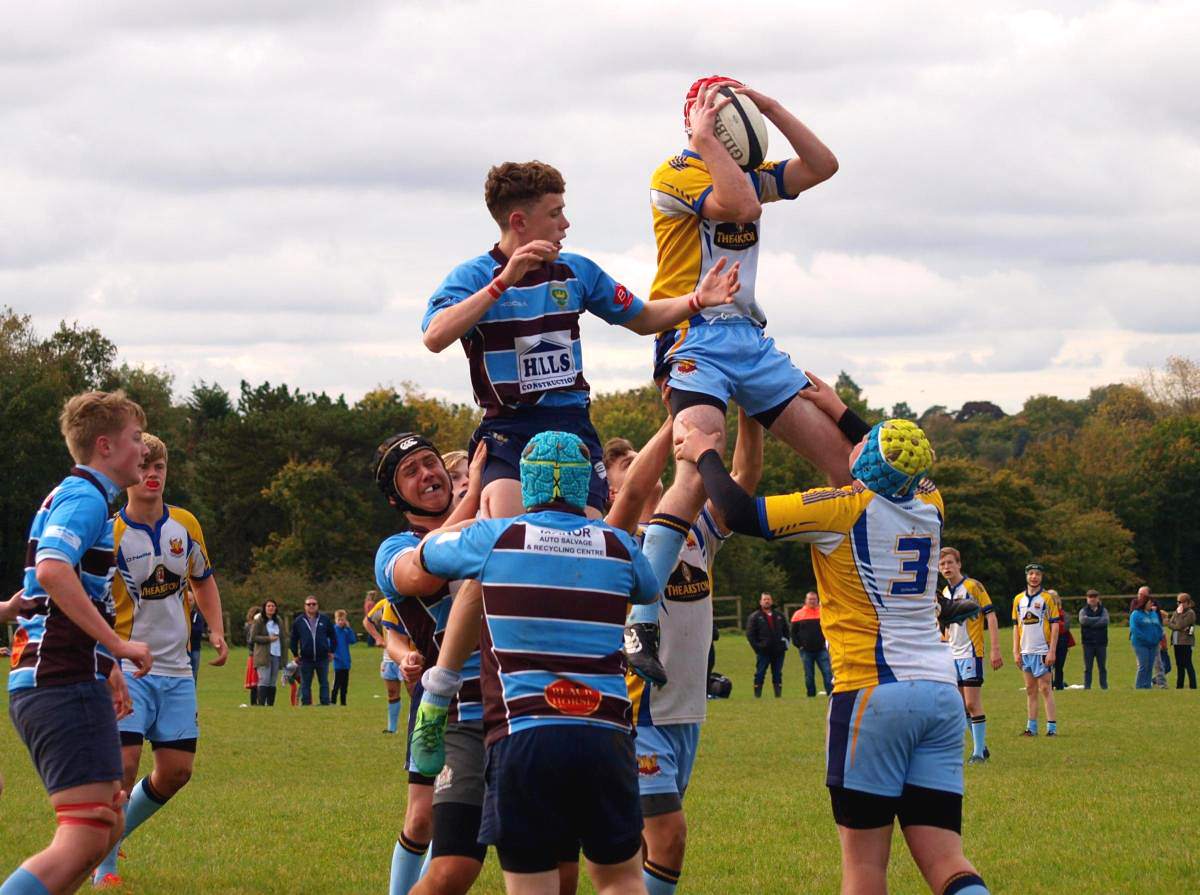 'Join us' appeal from Kingswood Rugby