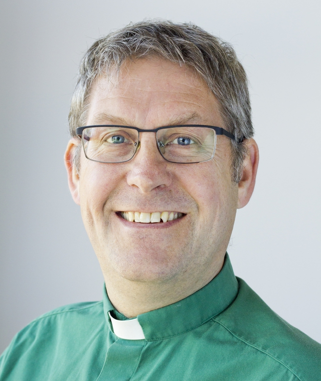 New area dean of Kingswood Jeremy Andrew