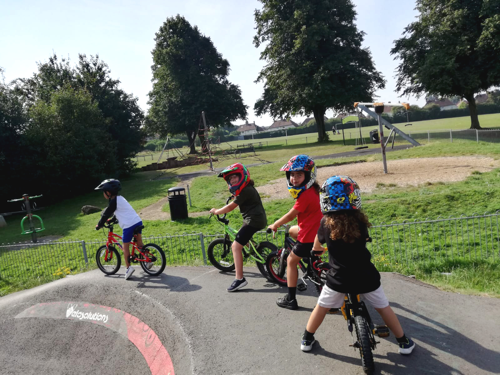 Hillfields BMX Club is back and needs you!